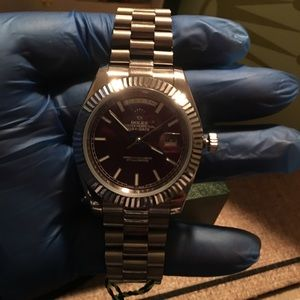 Beautiful stainless steel Watch!!!